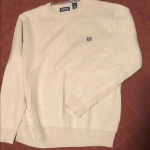 Used men's sweaters by chaps size XL